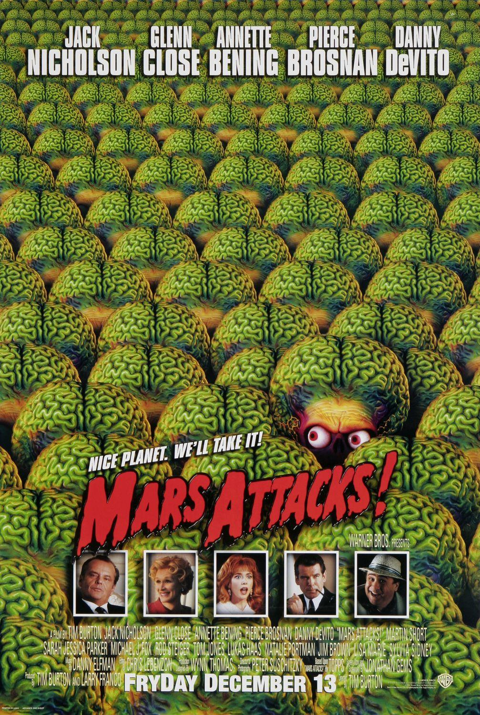 Marte Ataca