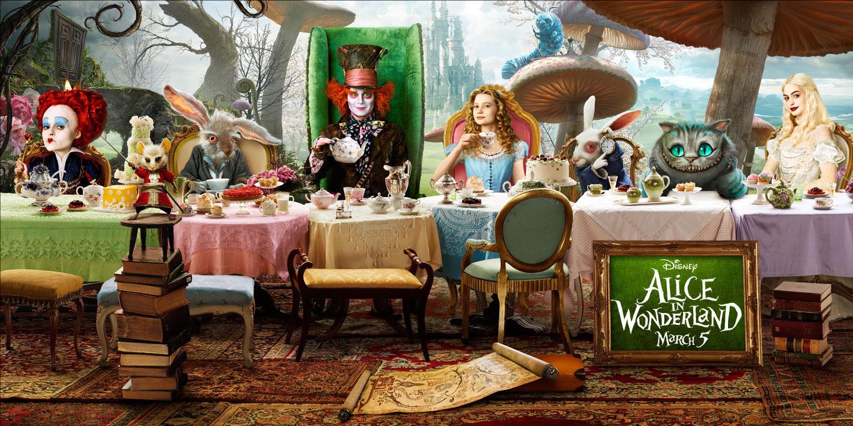 Aprenda a fazer os cookies e a poção de Alice no País das Maravilhas