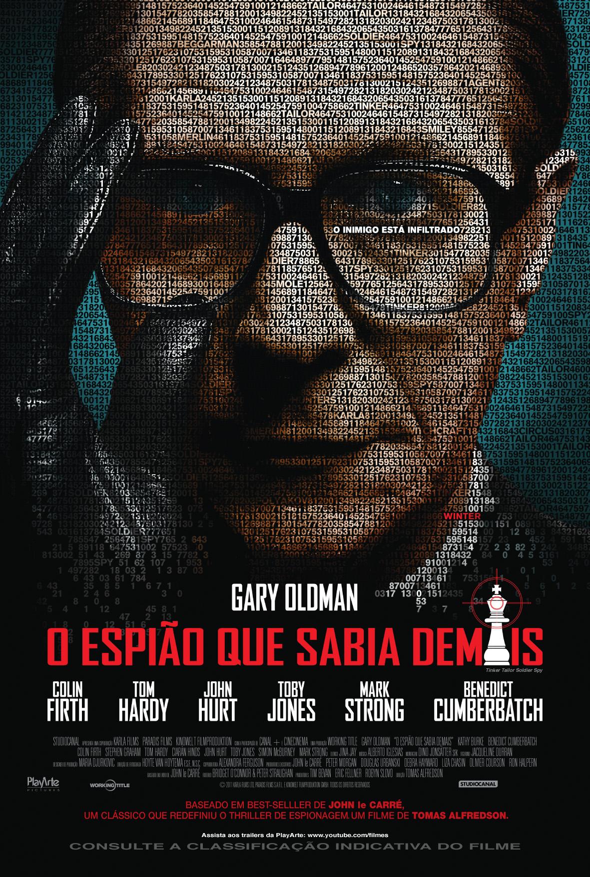 O Espiao Poster