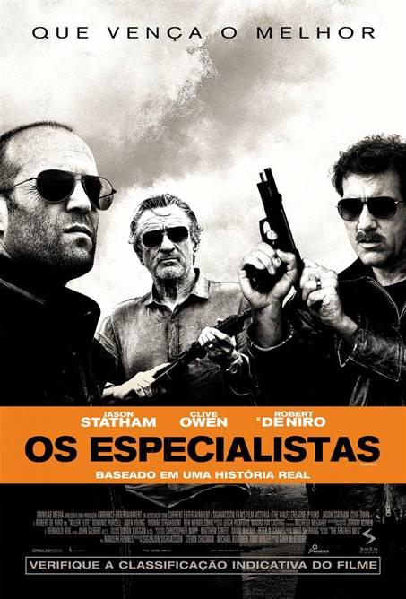 os-especialistas-poster