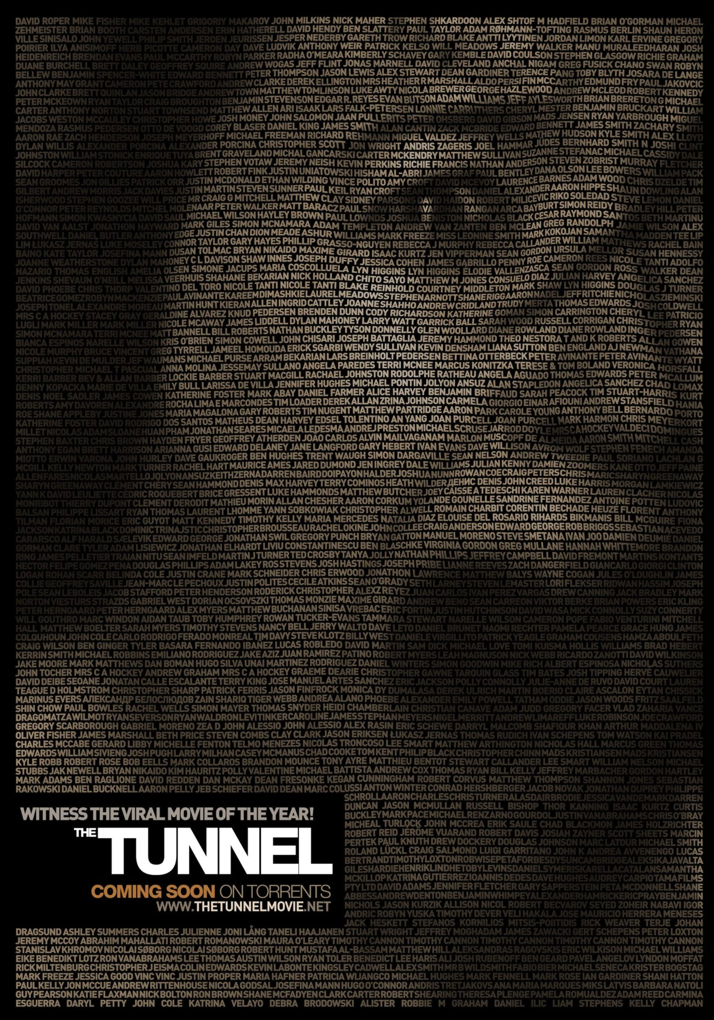 3 the tunnel