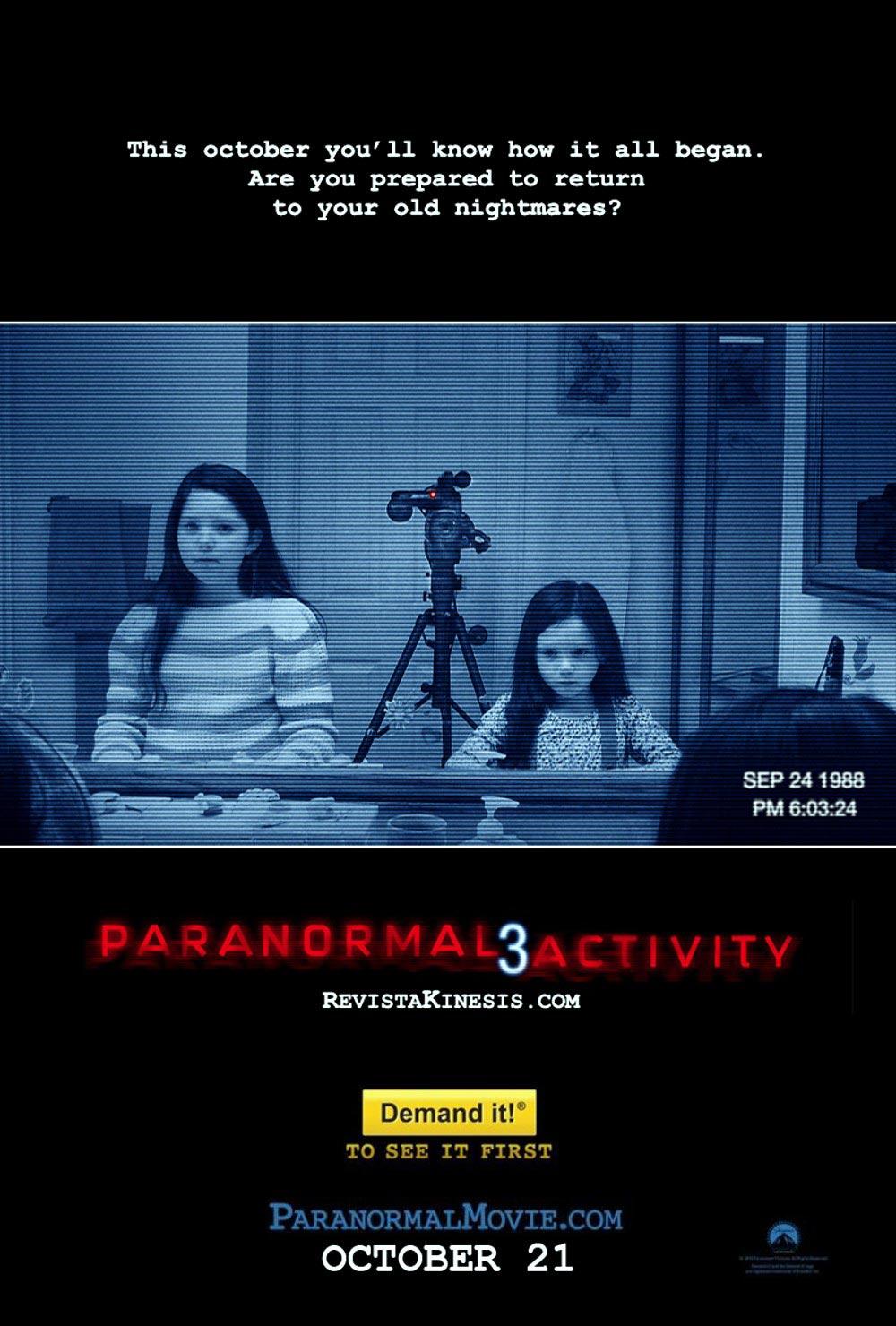5 paranormal
