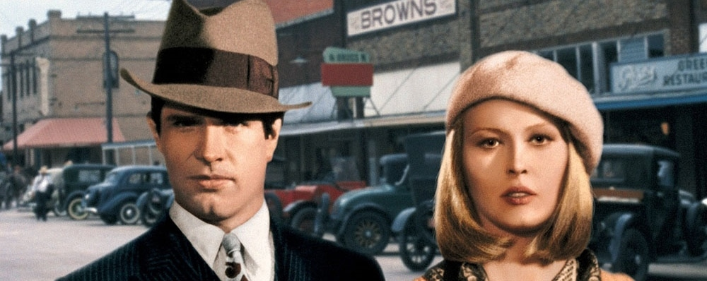 'Bonnie And Clyde' Film – 1967