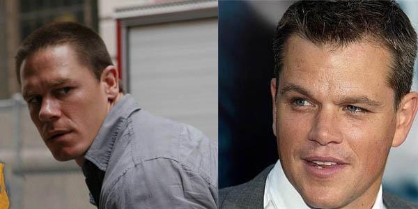 John Cena x Matt Damon