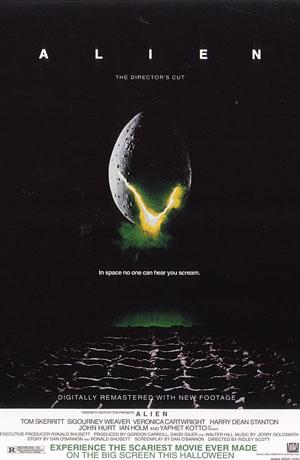 Alien o oitavo passageiro – poster