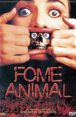 Fome Animal – poster