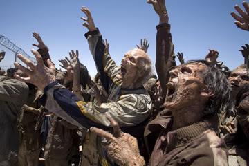 RE centro zombies