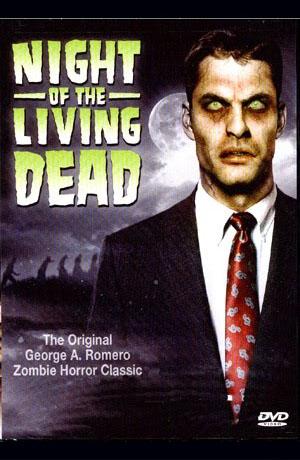 a noite dos mortos vivos – poster