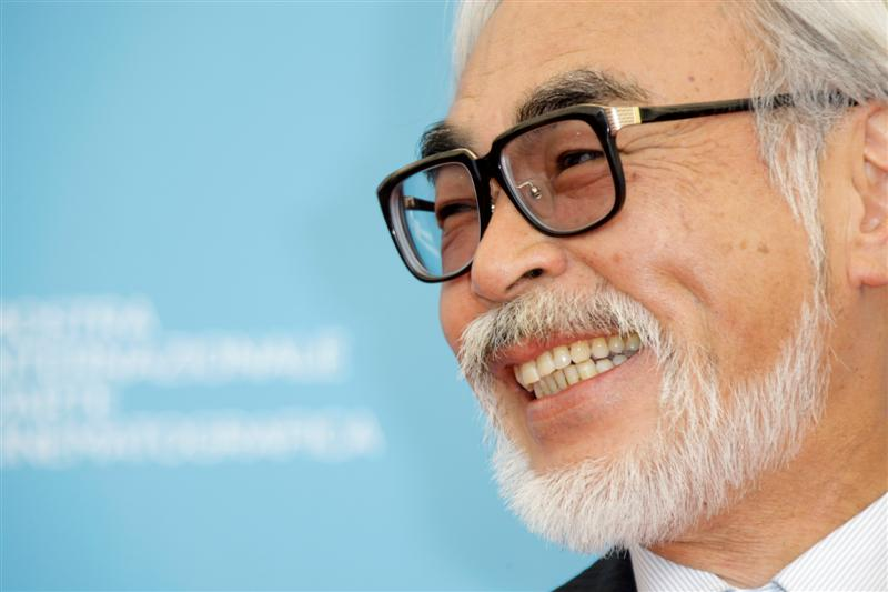 hayao miyazaki foto