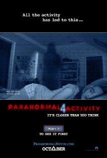 poster atividade paranormal 4