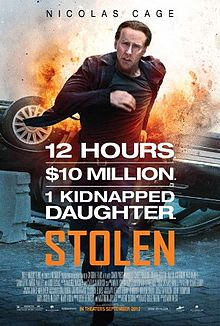 poster stolen