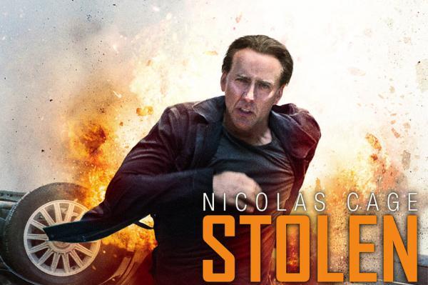 stolen nicolas cage