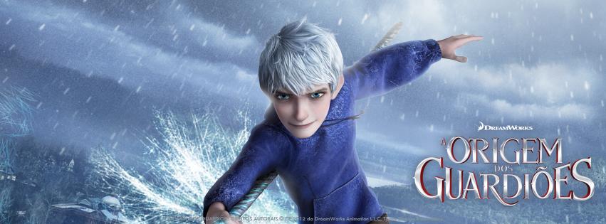 Jack Frost – A Origem dos guardiões