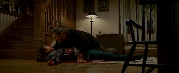 O fim da escuridao – Emma Craven morta