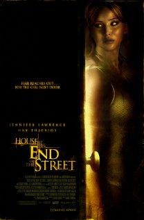 a ultima casa da rua poster