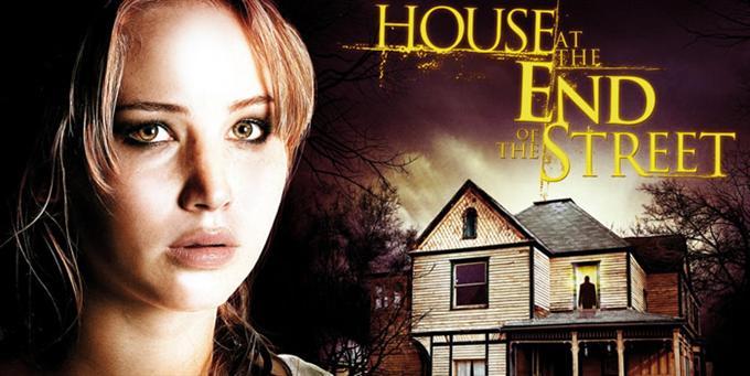 a ultima casa da rua