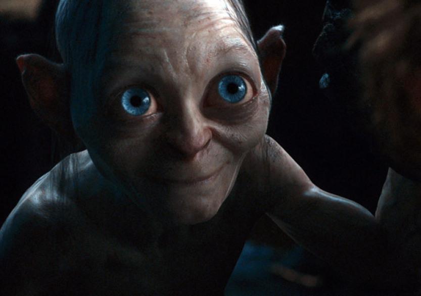 o hobbit gollum