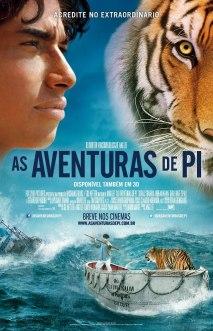 poster as aventuras de pi