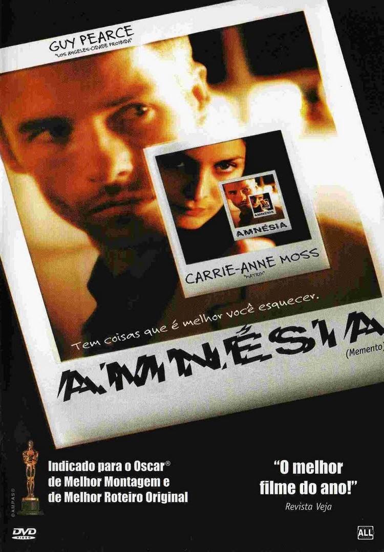 Amnésia Poster