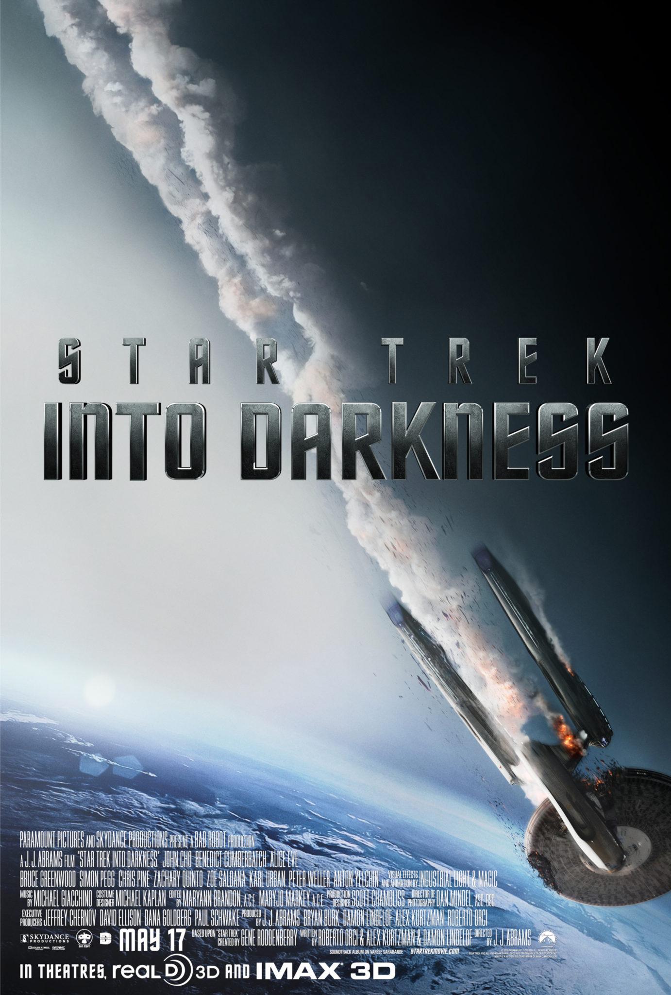 Star Trek into darkness – Poster 5