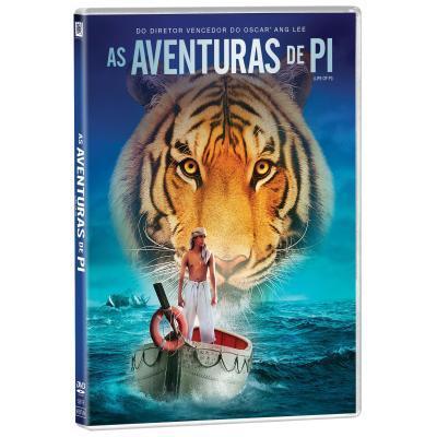 aventuras de pi dvd