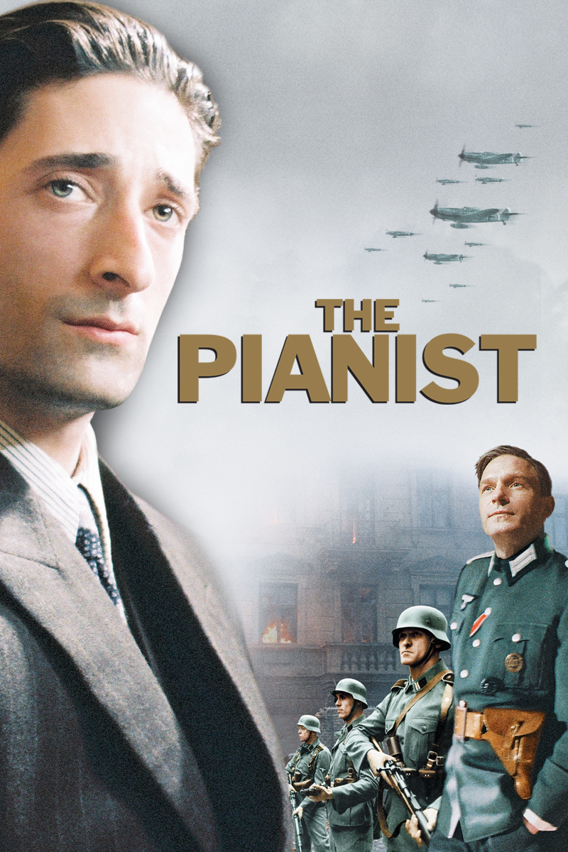 o pianista poster