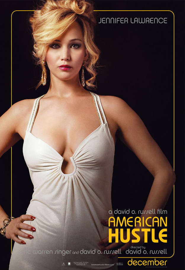 poster american hustle