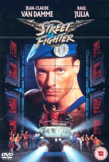 poster street fighter