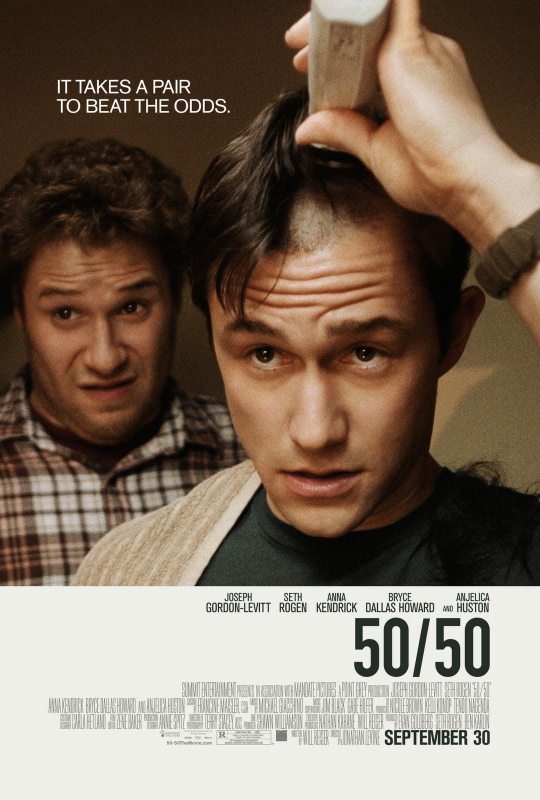 50 por cento poster