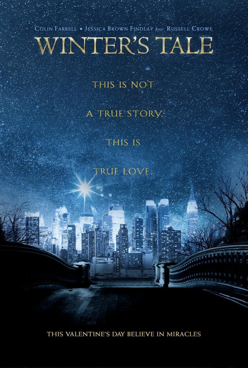 Poster Winter's Tale (Um Conto do Destino)
