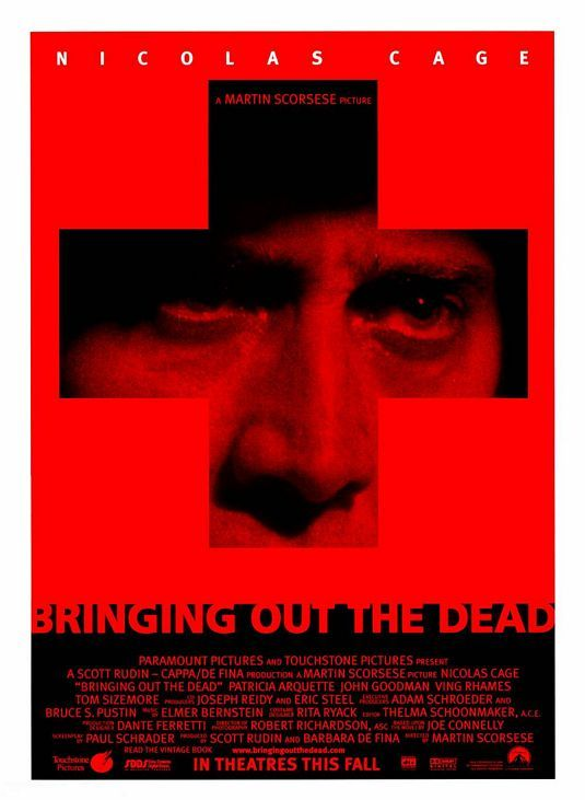 poster bringing out the dead
