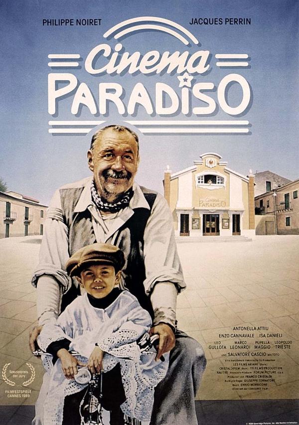 poster cinema paradiso