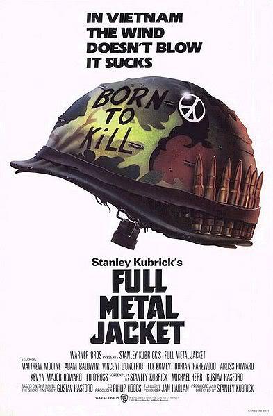 poster full metal jacket