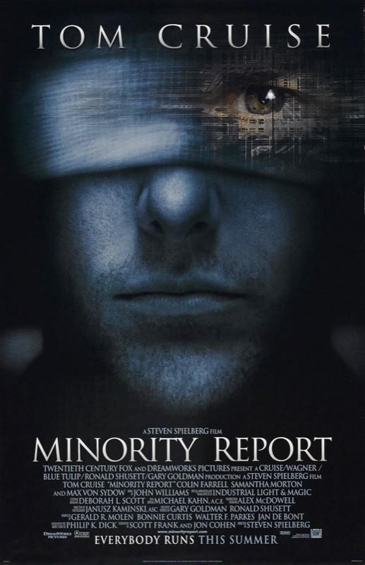 poster minority report