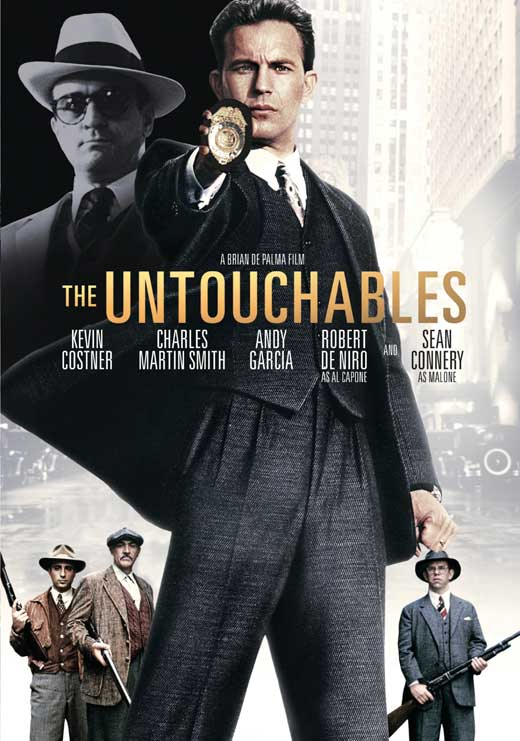 poster the untouchables os intocaveis