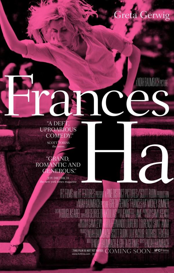 12 – Frances Ha