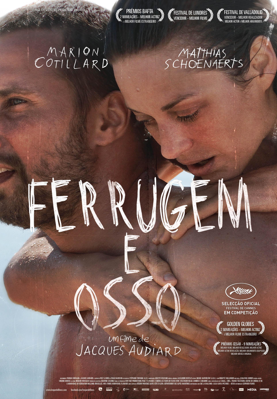 FERRUGEM E OSSO poster