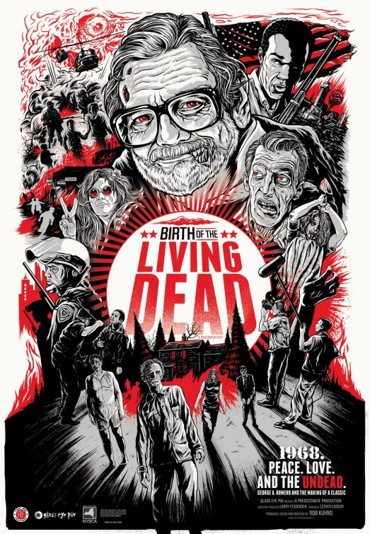 8 – Birth of the Living Dead