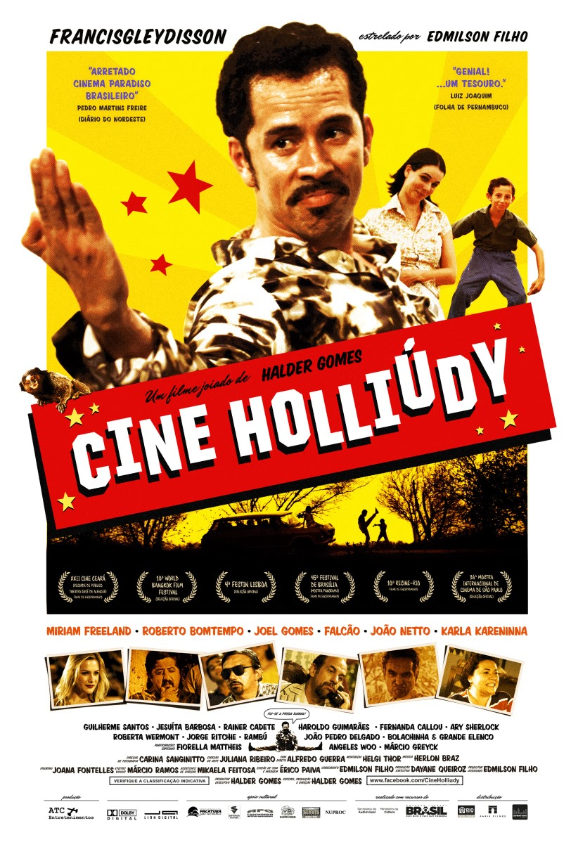 Cine Holliúdy_Poster