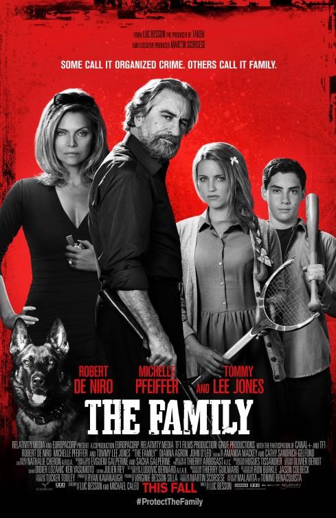 POSTER A FAMILIA