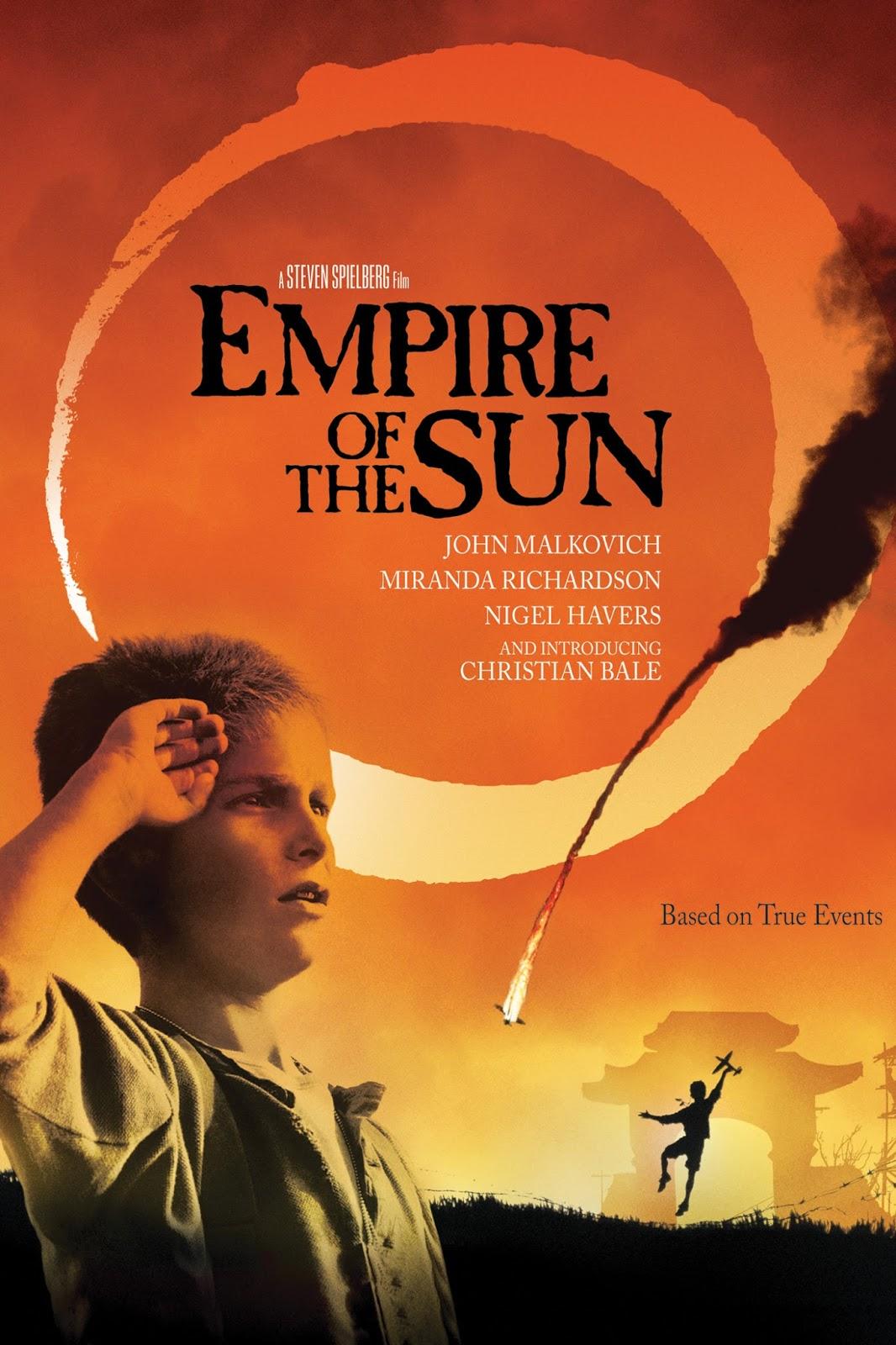 poster imperio do sol