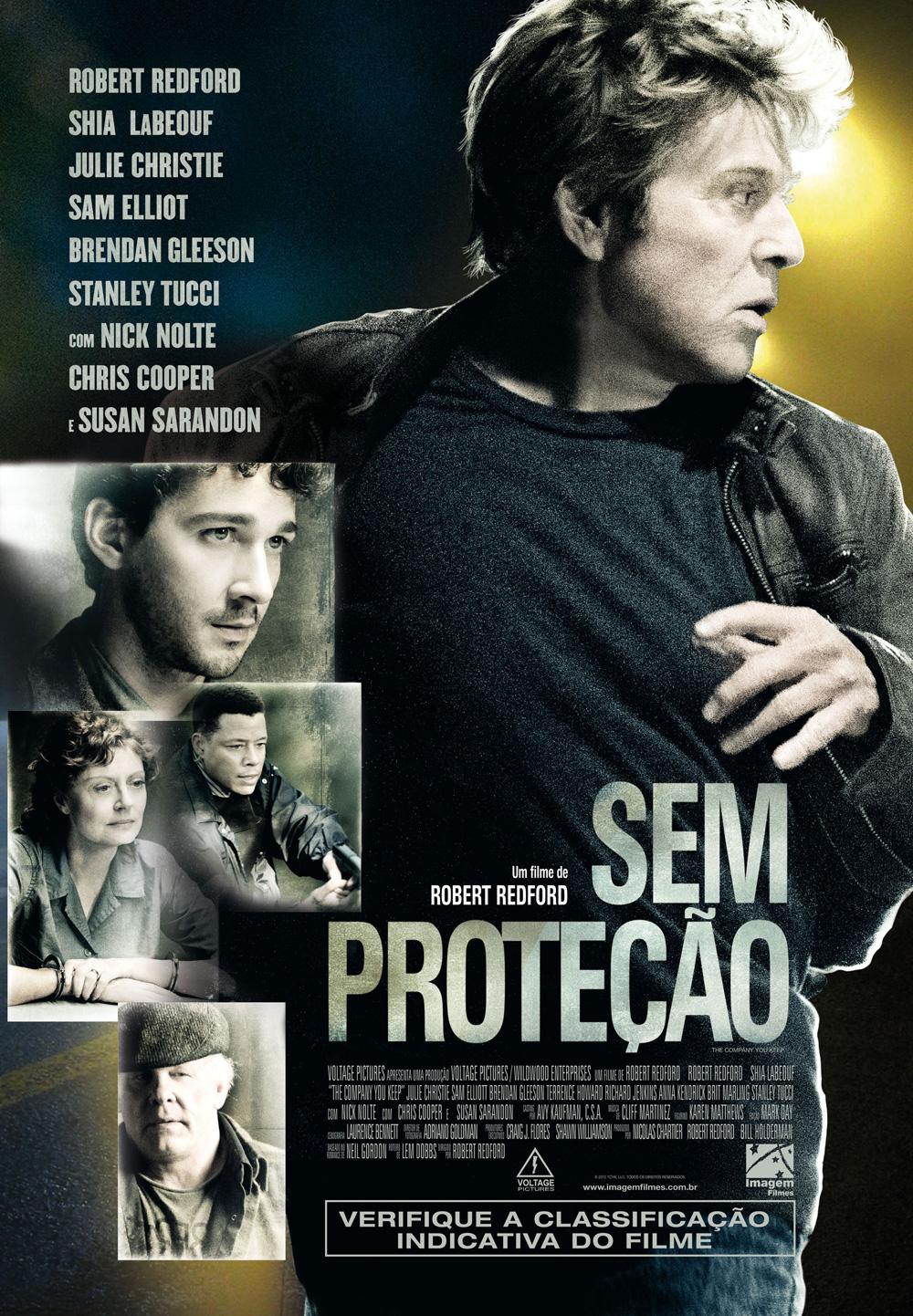 poster sem proteção