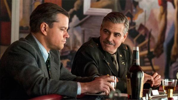 George-Clooney – Caçadores de Obras Primas