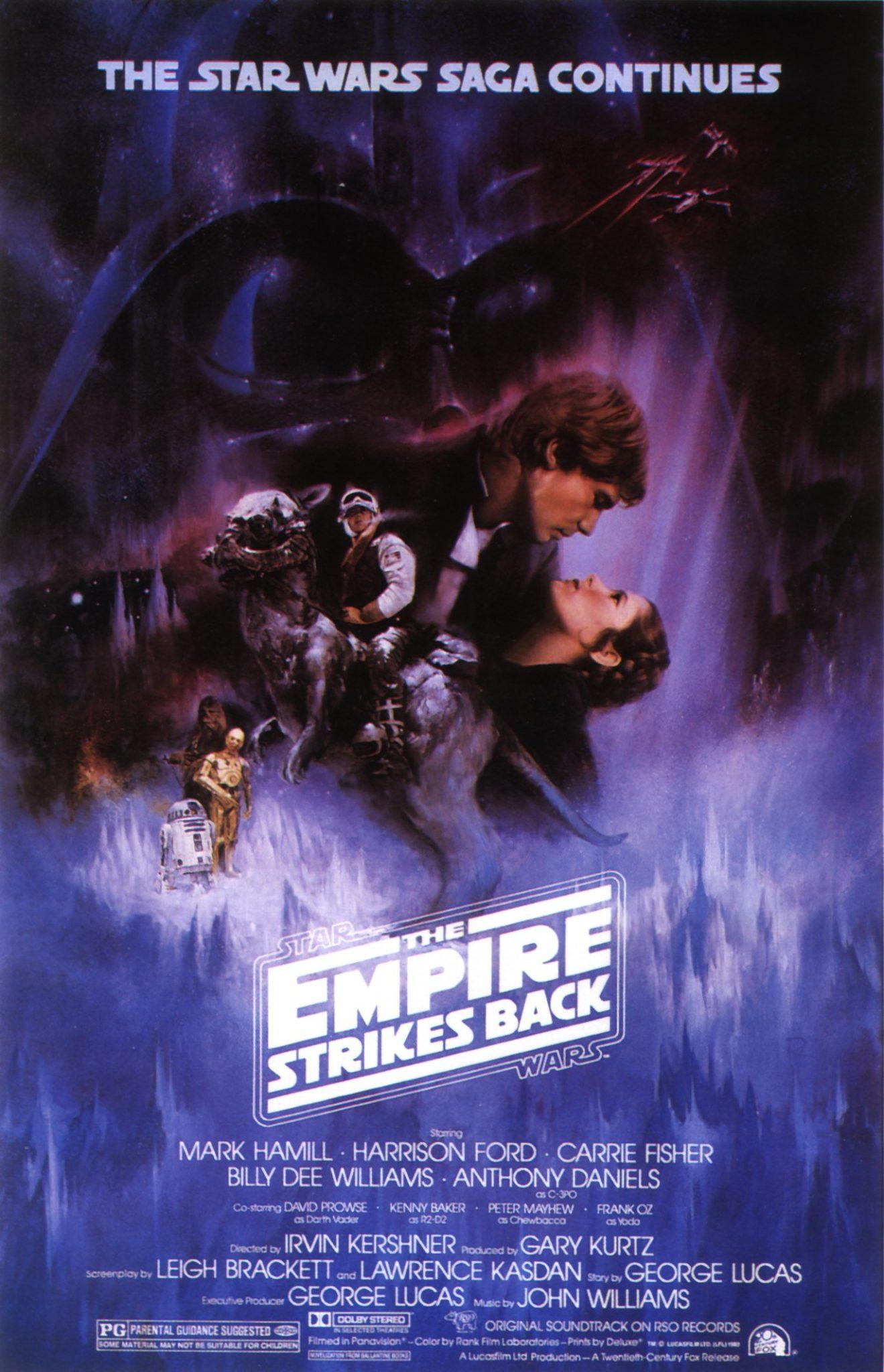 21 – Star Wars – Episodio V – O Imperio Contra-Ataca