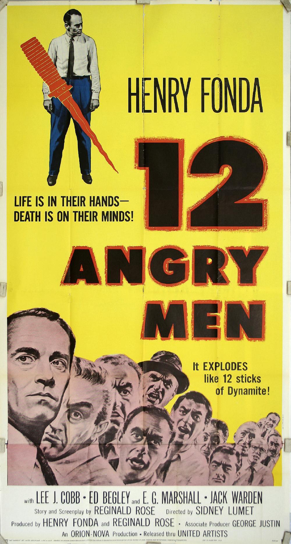 23- 12 Homens e Uma Sentenca