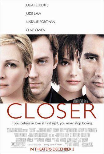 24 – Closer – Perto Demais