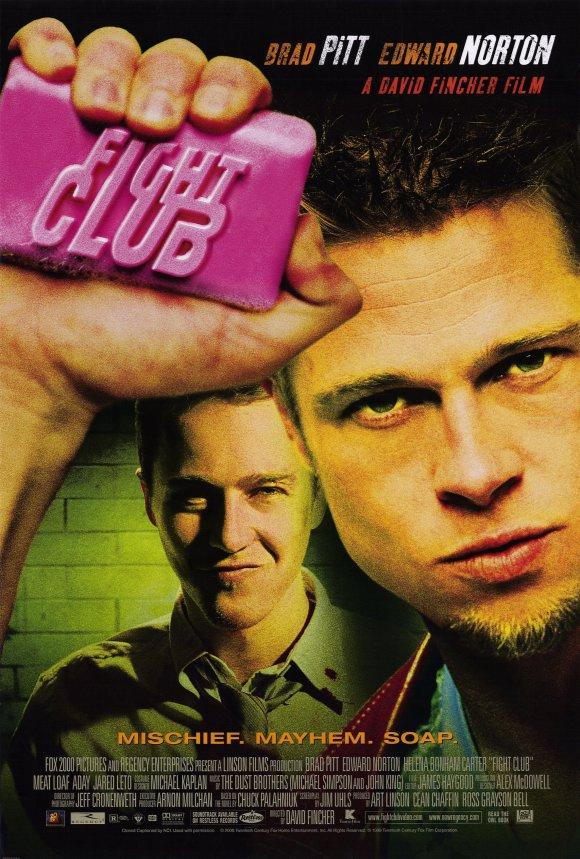 3- Clube da Luta