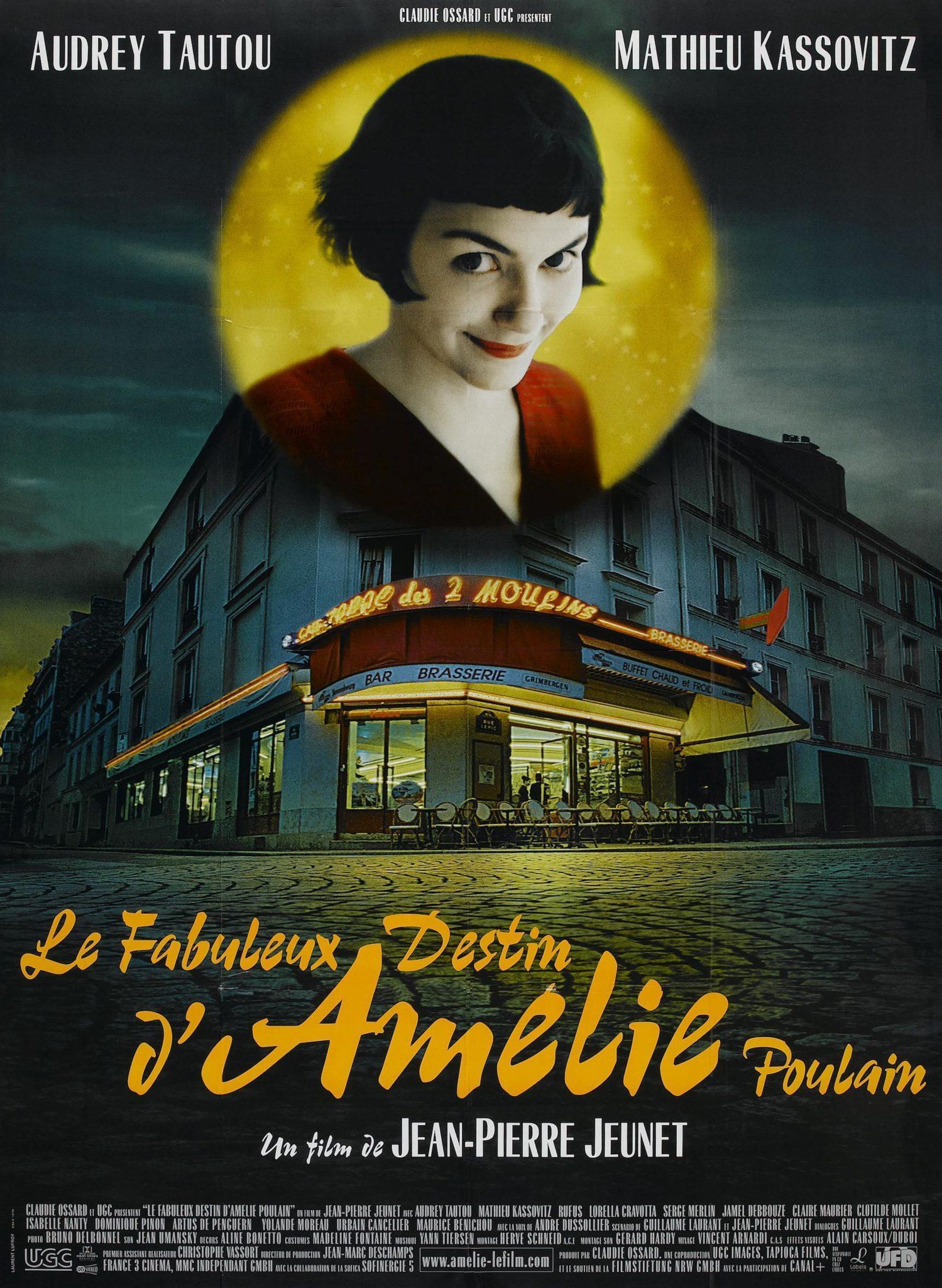 52 – O Fabuloso Destino de Amelie Poulain