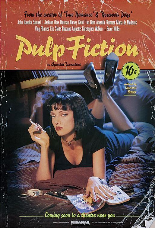 7 – Pulp Fiction