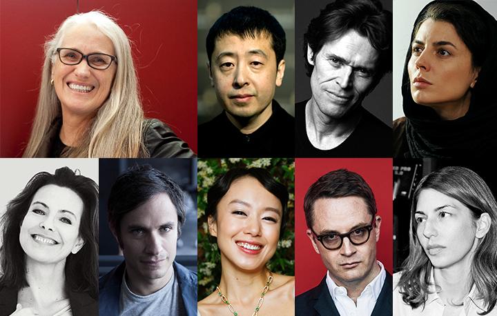 Juri Cannes 2014